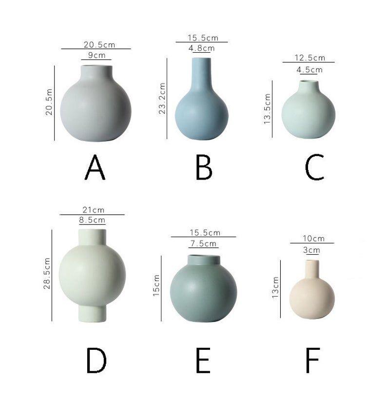 Circle Morandi Morden Vase Handmade Ceramic Vase Etsy In 2020 Handmade Ceramics Vase Handmade Ceramics Ceramic Vase