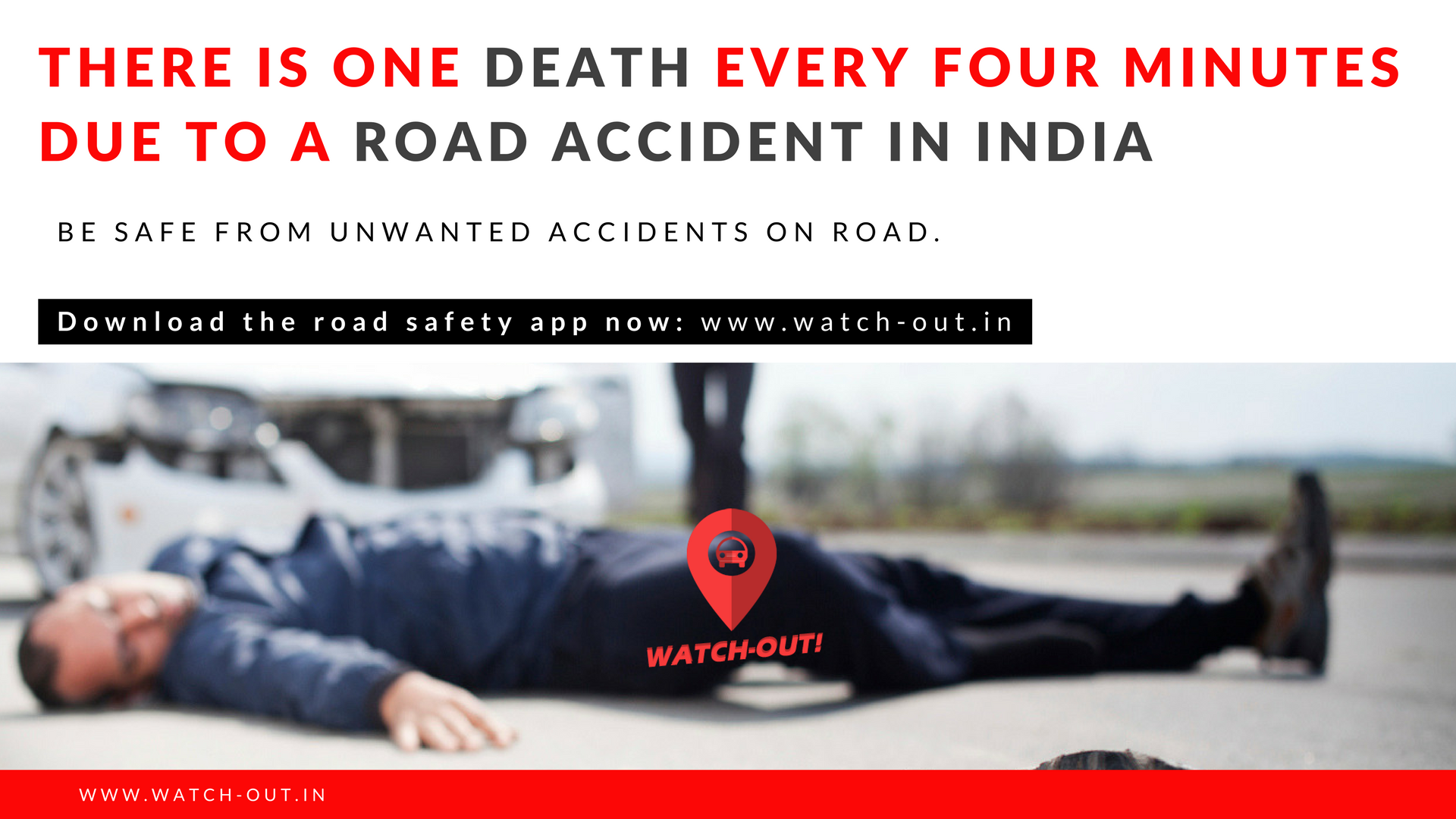 There is one death every four minutes due to a #road #accident in ...