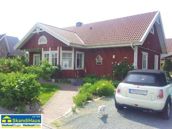 SkandiHaus Haustyp 102 Haus, Schwedenhaus, Style at home