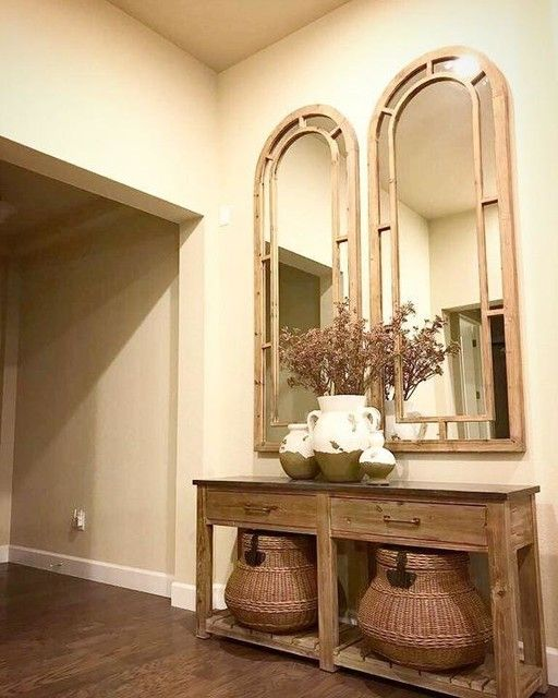 Parker 63 Reclaimed Wood Console Table