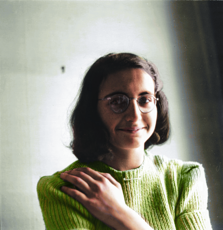 Pin by Alexis LaMontagne on Miep Gies | Margot frank, Anne ...