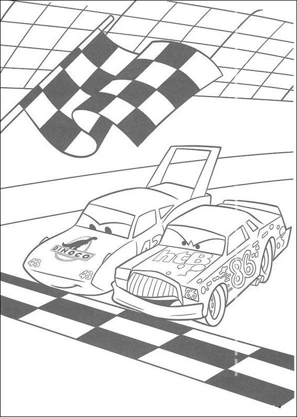 Coloriage Cars.Coloriage Cars 2 Art Tutorials Media Plus Some Examples Cars
