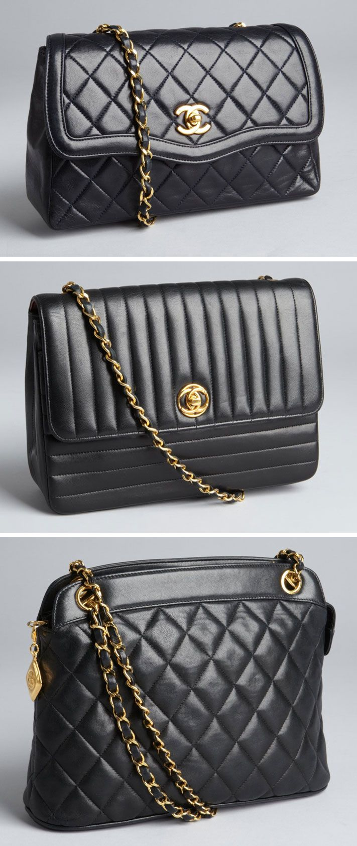 Look - Classy Chanel clutches for ladies video