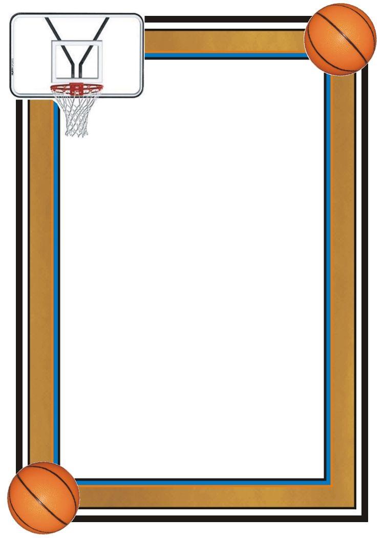 page border basketball - Αναζήτηση Google | teaching | Pinterest ...