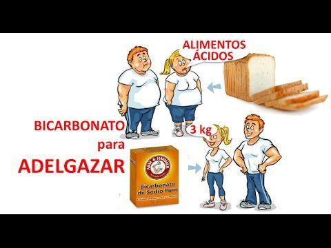 Manera Correcta De Tomar El Bicarbonato De Sodio Para Adelgazar Healthy Tips Fitness Diet Weight Control
