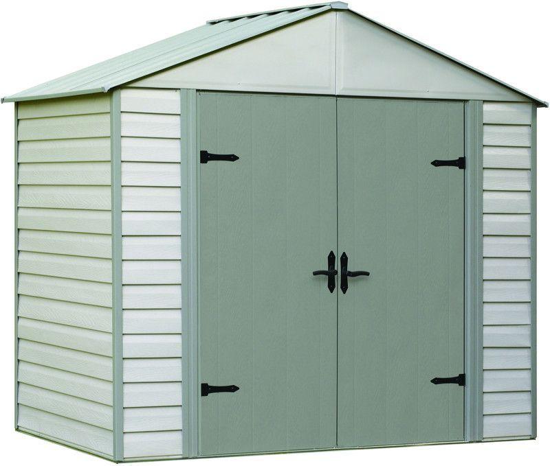 Arrow Shed VVCS85 Viking®, 8X5 Steel sheds, Shed, Steel