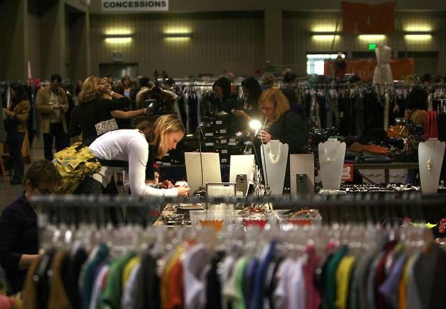 Le Garage Austin Garage Boutique Boutique Sales Shopping Event