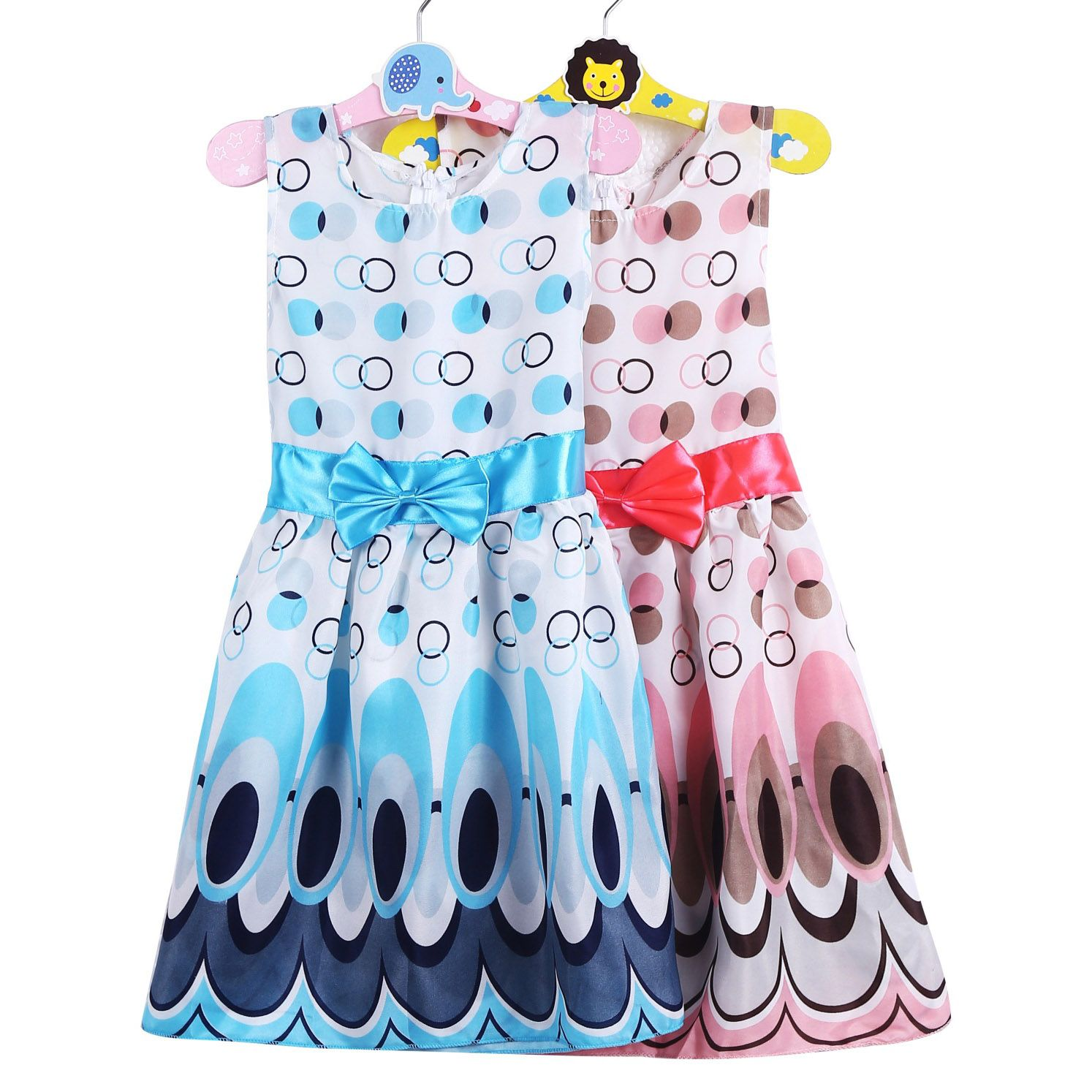 Manufacturers Direct Children s Dress Lovely Summer Sleeveless Dress