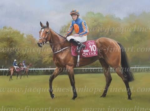 """""""Found & Ryan Moore"""" - The Sporting Gallery"""