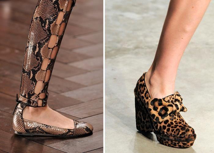 Inverno 2014: Confira cinco tendências de sapatos da semana de moda de Londres http://goo.gl/ljsoJd #Tendência #Moda #Sapatos #Estilo