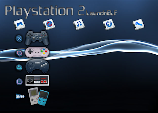 Open PS2 Loader ativar Jogos USB Galeria | OPL Open PS2