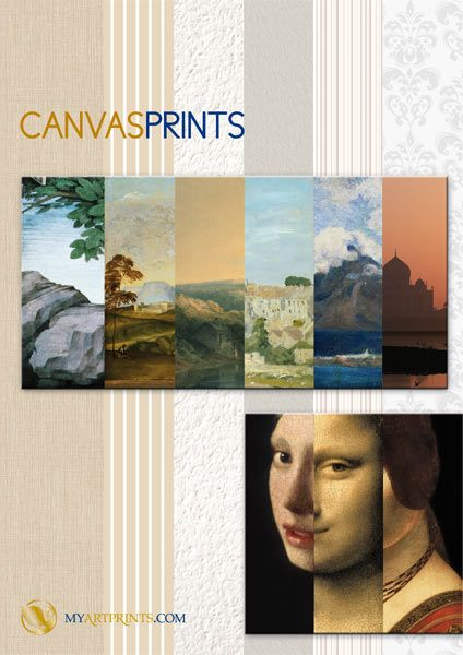 Bild:  Alle Kataloge  - CANVAS PRINTS 2011 -  (184p) english