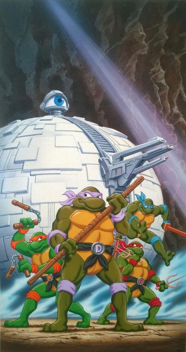 Teenage Mutant Ninja Turtles Legends - Karai Snake & Armaggon Space Shark -  YouTube | 1213x644