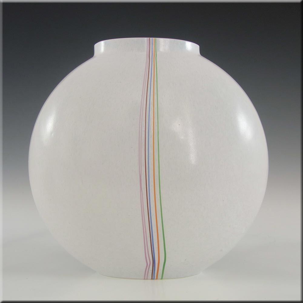 Kosta boda glass rainbow vase signed bertil vallien 5999 kosta boda glass rainbow vase signed bertil vallien 5999 reviewsmspy