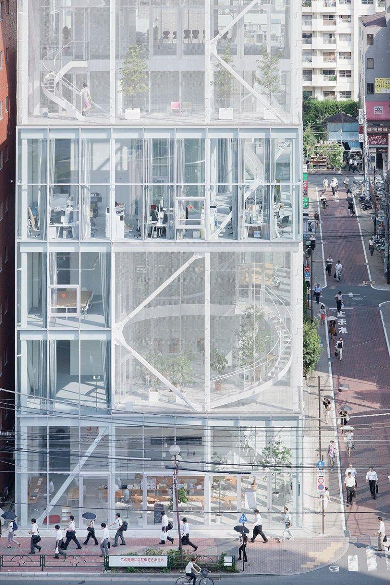 Mehrabad House Sarsayeh Architectural Office: Shibaura Office,Tokyo – Kazuyo Sejima, SANAA – Iwan Baan