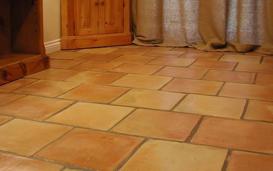 largefloortile tiles of stow hand made terracotta floor tiles - Terra Cotta Tile Home 2016