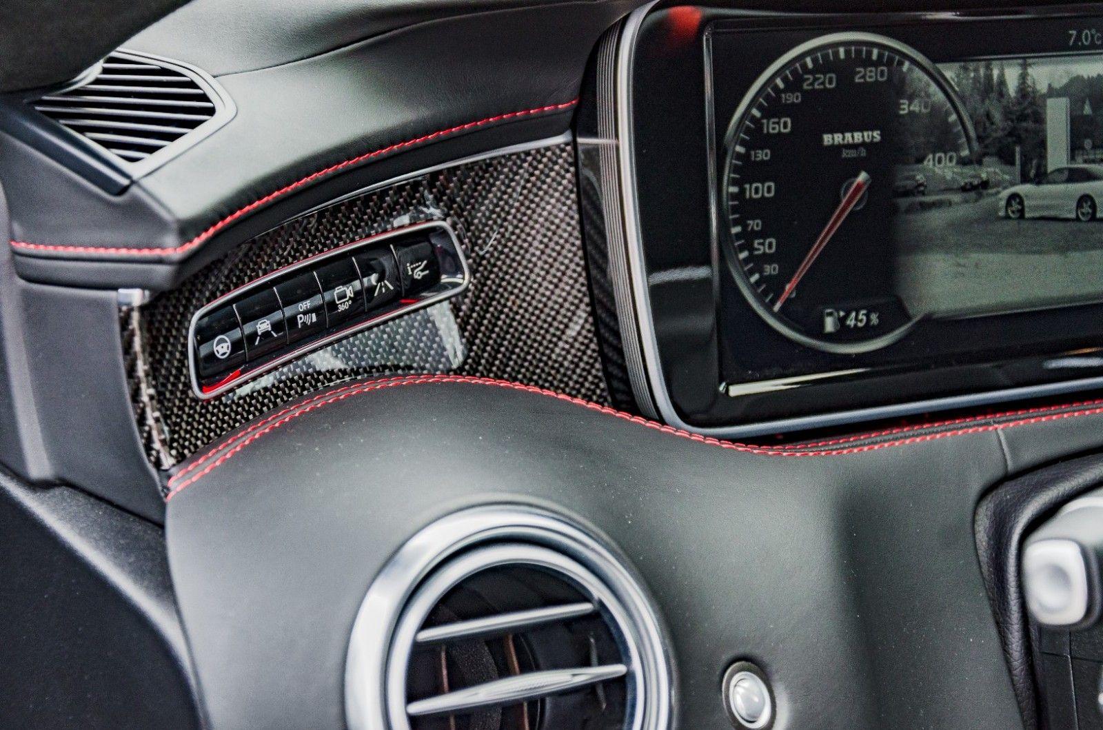 Mercedes Benz S 63 Amg Brabus 850 Exclusive Full Export Price