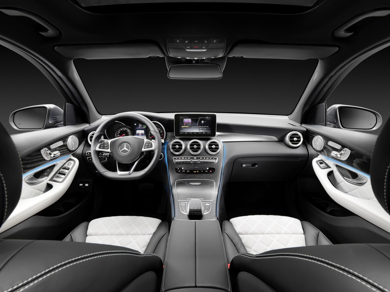 Mercedes-Benz GLC interior | CARS & MOTORCYCLES | Pinterest