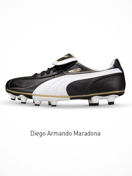Diego Maradona | Shoes, Famous footwear