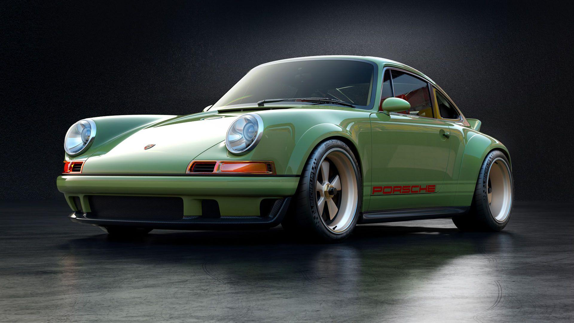 Singer Dls B 2048px Online Jpg 1920 1080 Porsche 964 Porsche Classico Carros Porsche
