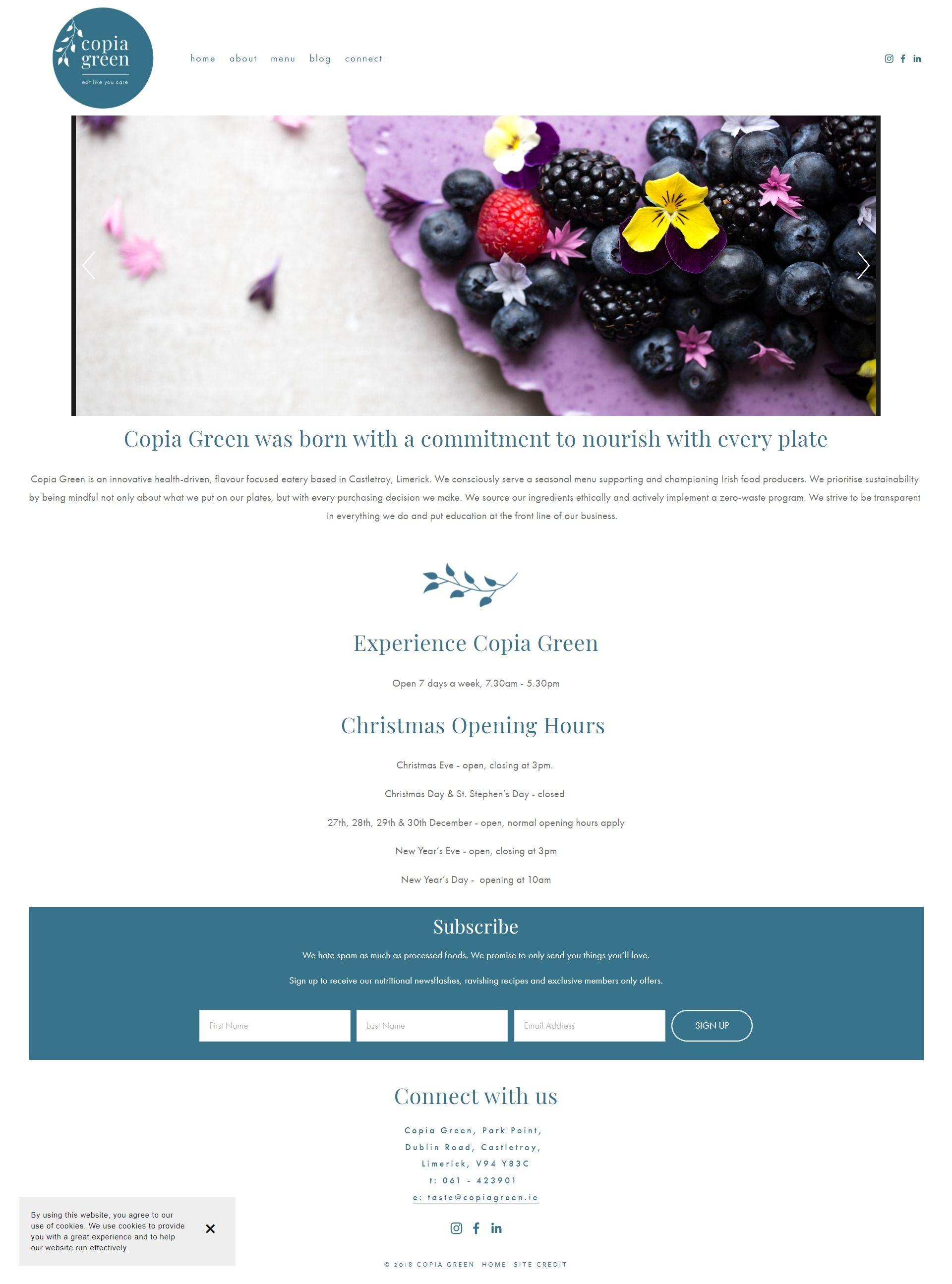 Elegant And Timeless Restaurant Website Design By Karima Creative Restaurant Website Design Website Design Website Design Inspiration