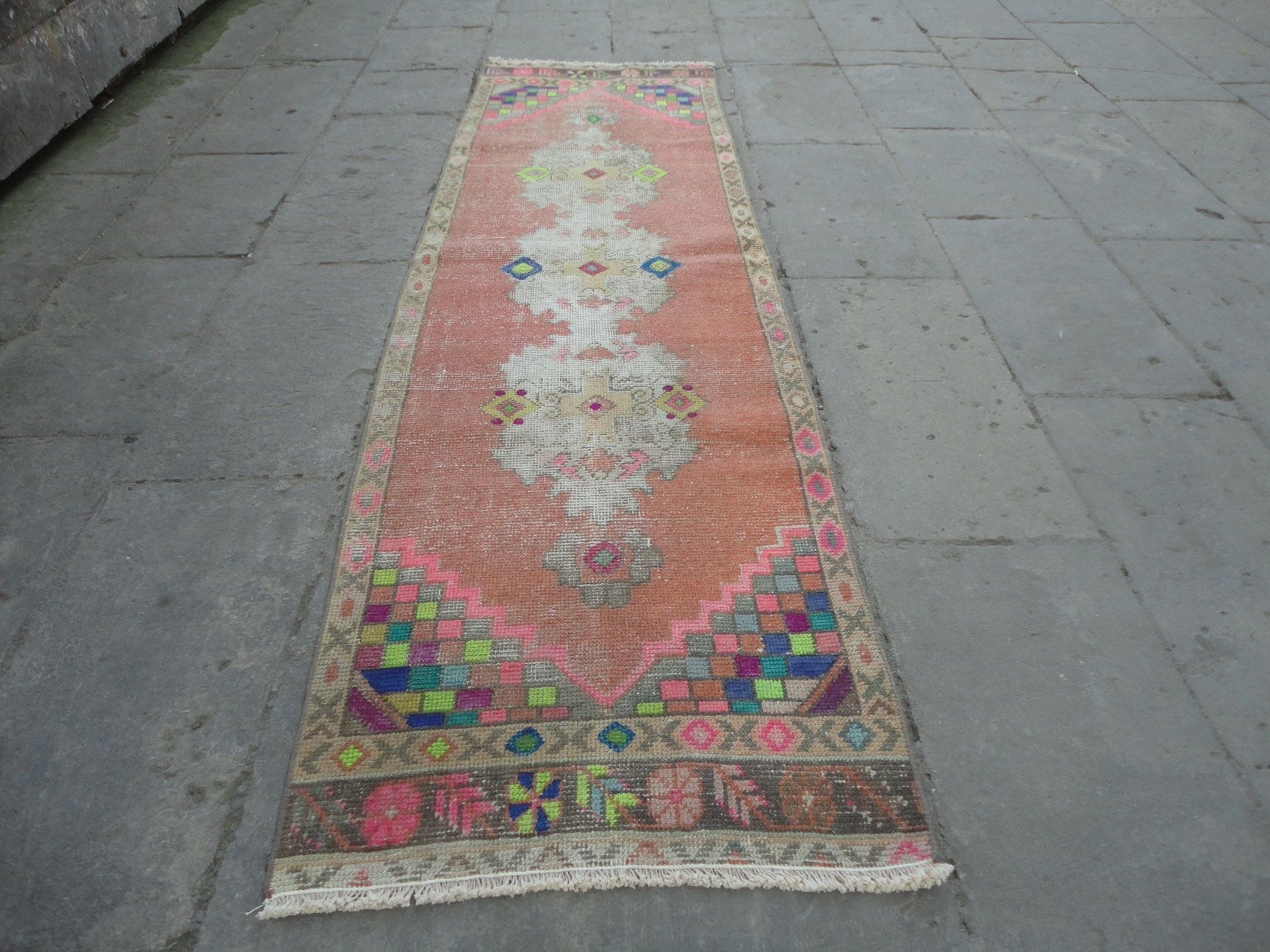 Hallway Rug, Turkish Kitchen Rug 256 x 73 CM: 8' 4'' x 2' 4'' FEET,Aztec Rug,Hand Woven Corridor Rug,PinkTurkish Carpet Long Narrow Boho Rug #longnarrowkitchen Hallway Rug, Turkish Kitchen Rug 256 x 73 CM: 8' 4'' x 2' 4'' FEET,Aztec Rug,Hand Woven Corridor Rug,PinkTurkish Carpet Long Narrow Boho Rug by VINTAGERUSTICRUG on Etsy #longnarrowkitchen Hallway Rug, Turkish Kitchen Rug 256 x 73 CM: 8' 4'' x 2' 4'' FEET,Aztec Rug,Hand Woven Corridor Rug,PinkTurkish Carpet Long Narrow Boho Rug #longnarrow #longnarrowkitchen