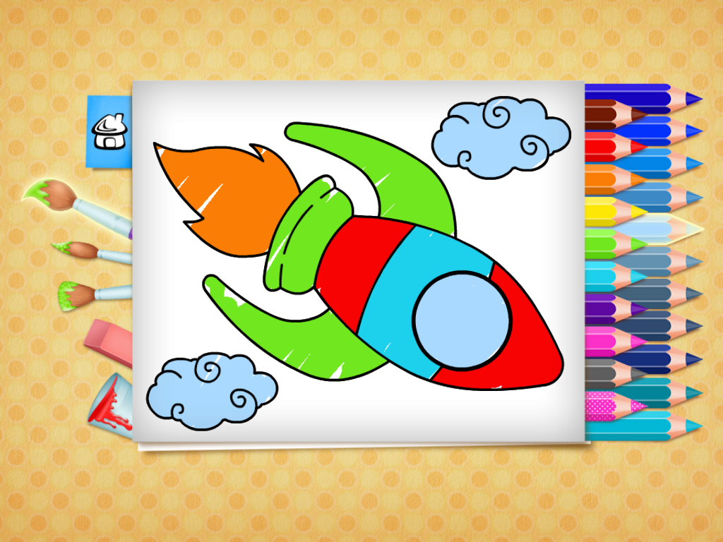 123 Kids Fun Coloring Book 123 Kids Fun Apps Coloring Books Kids Preschool Kids