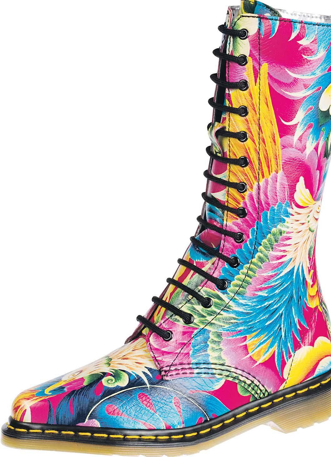 Welcome: Boots ~ Dr Martens (Colorful)   Doc martens boots