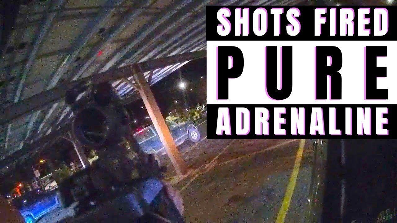 Police Shooting 10 Adrenaline READ DESCRIPTION FOR
