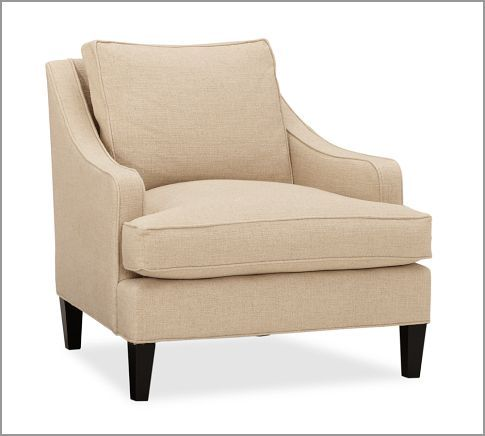 Landon Upholstered Armchair Upholstered Arm Chair