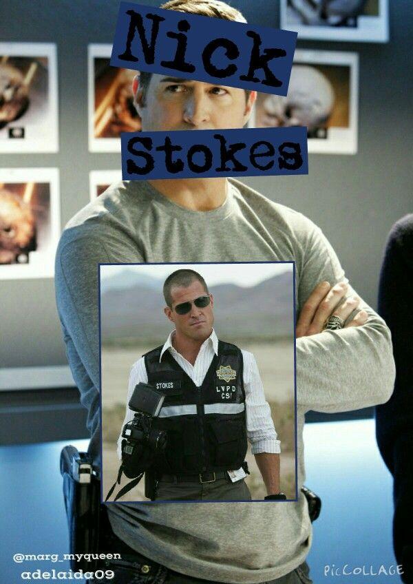I love my Nicky Stokes