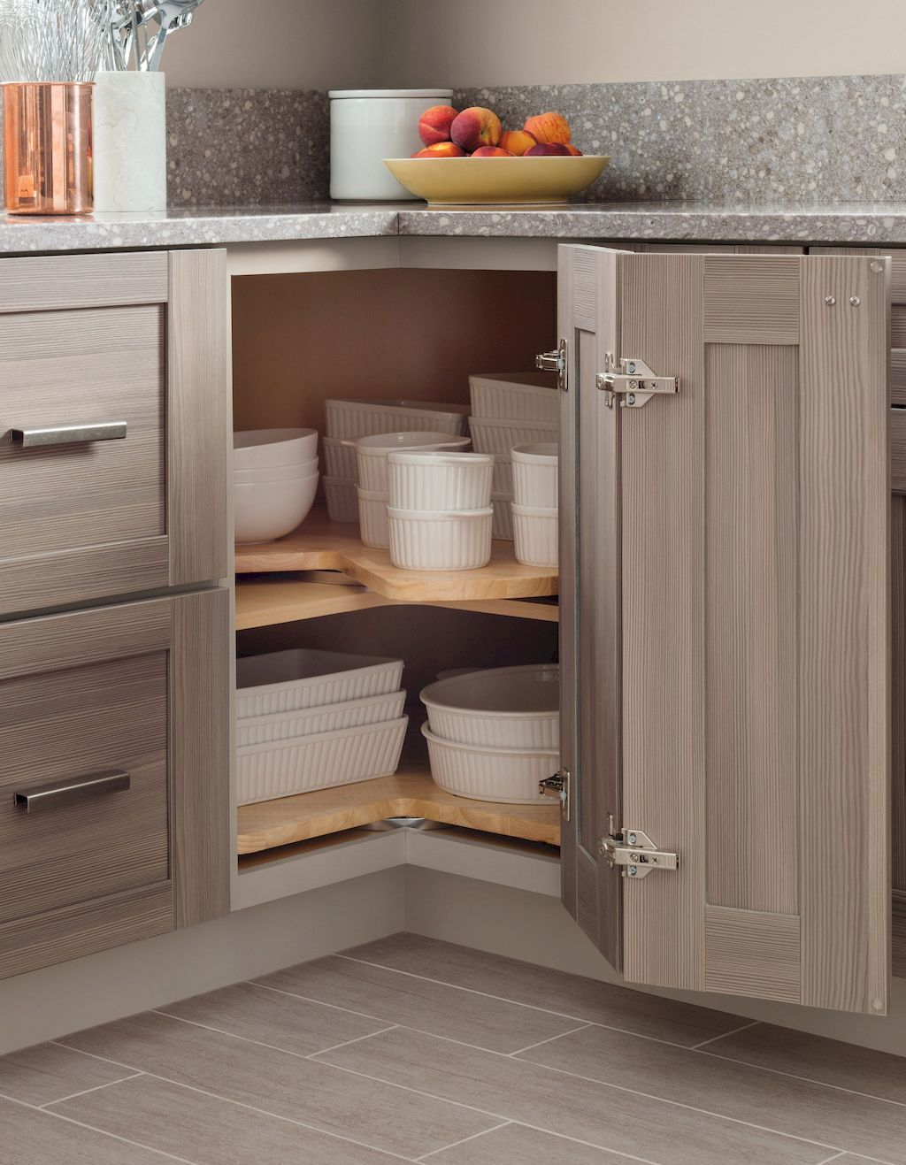 Choose Best Color For Small Kitchen Remodel In 2020 Corner Kitchen Cabinet Kitchen Cabinet Design New Kitchen Cabinets