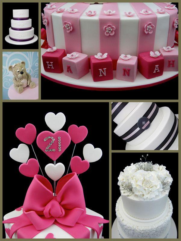 Cake decorating tutorials cake tutorials pinterest for Tutoriales de decoracion