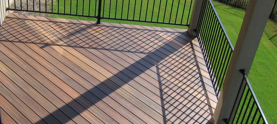 20 ft composite decking no painting or staining, 20 ft
