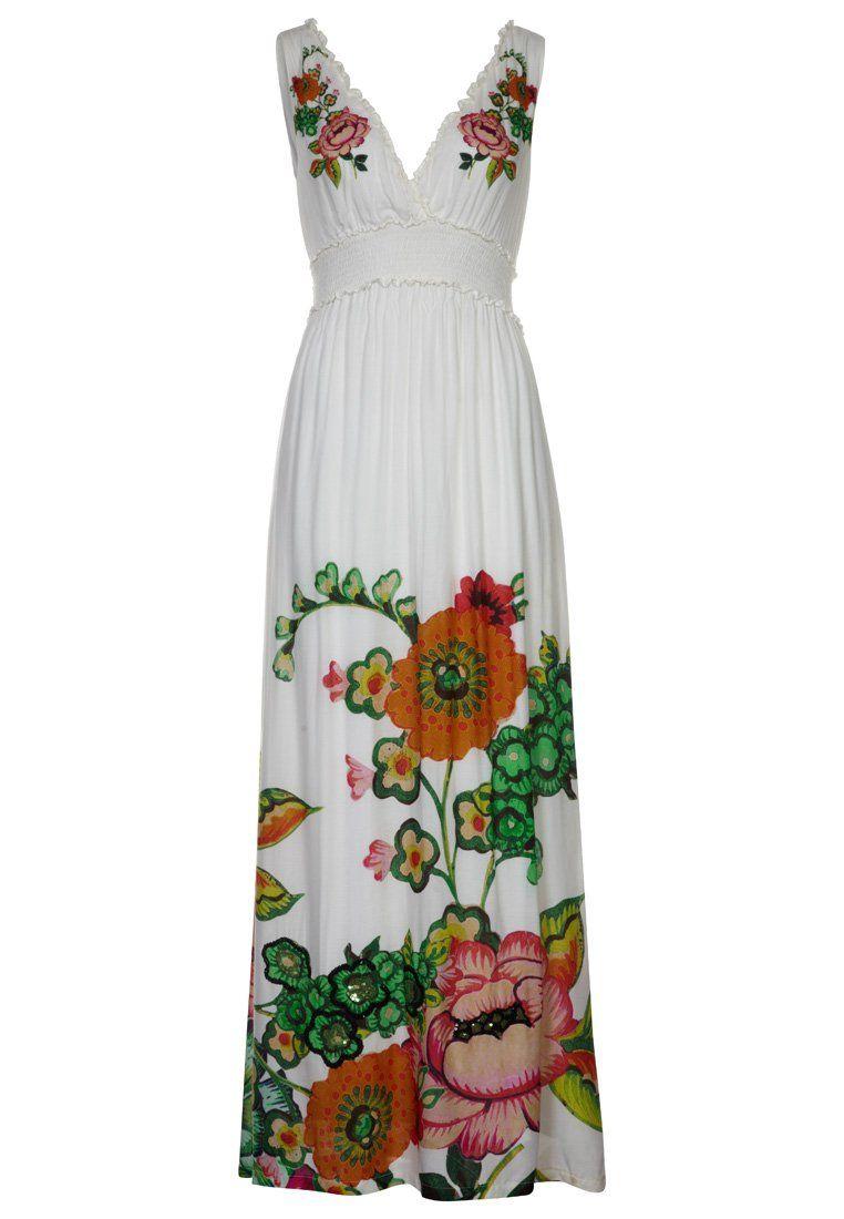 El vestido largo más bonito del verano
