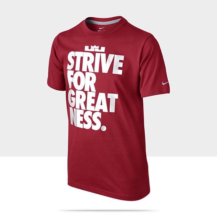 Nike Store. LeBron