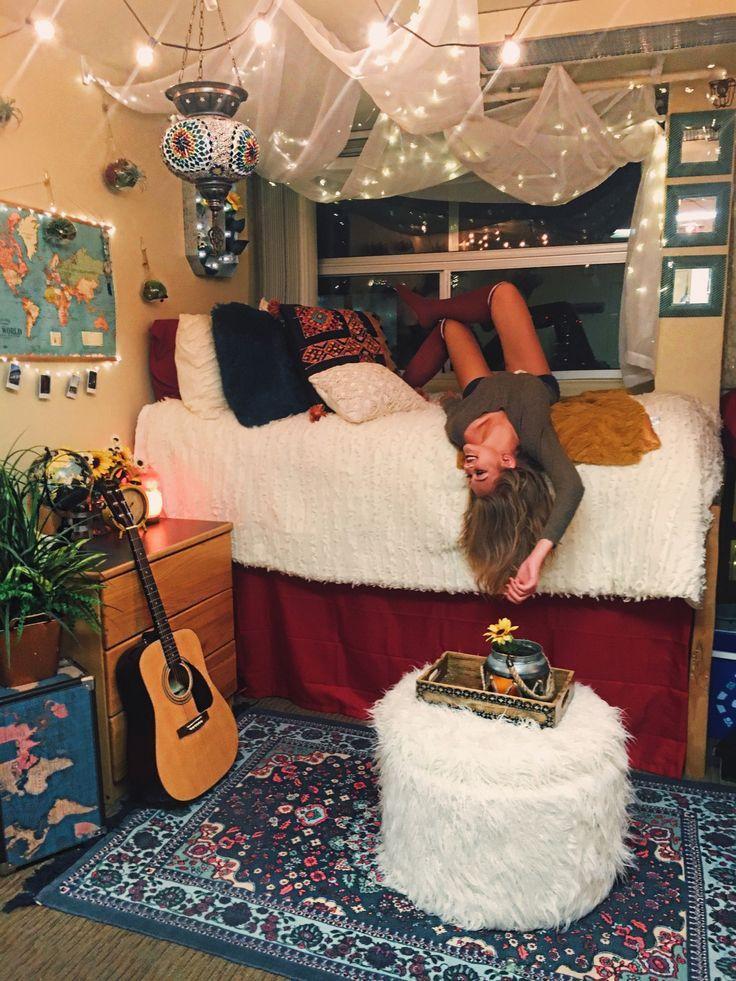 20 Awesome Dorm Room Ideas Universität #collegedormrooms