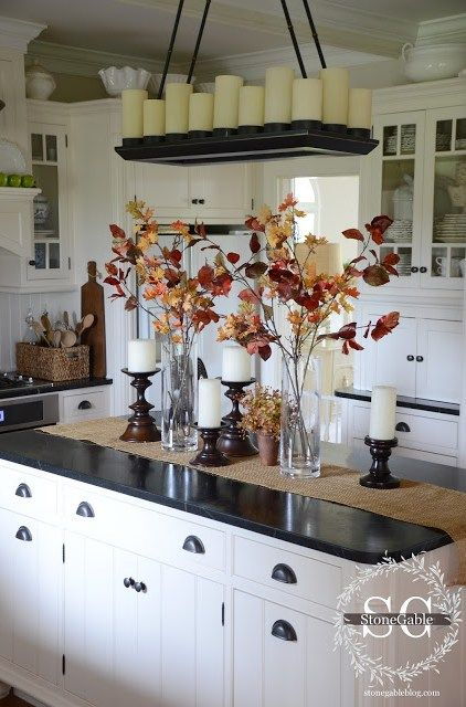All About The Details Kitchen Home Tour Kitchen Island