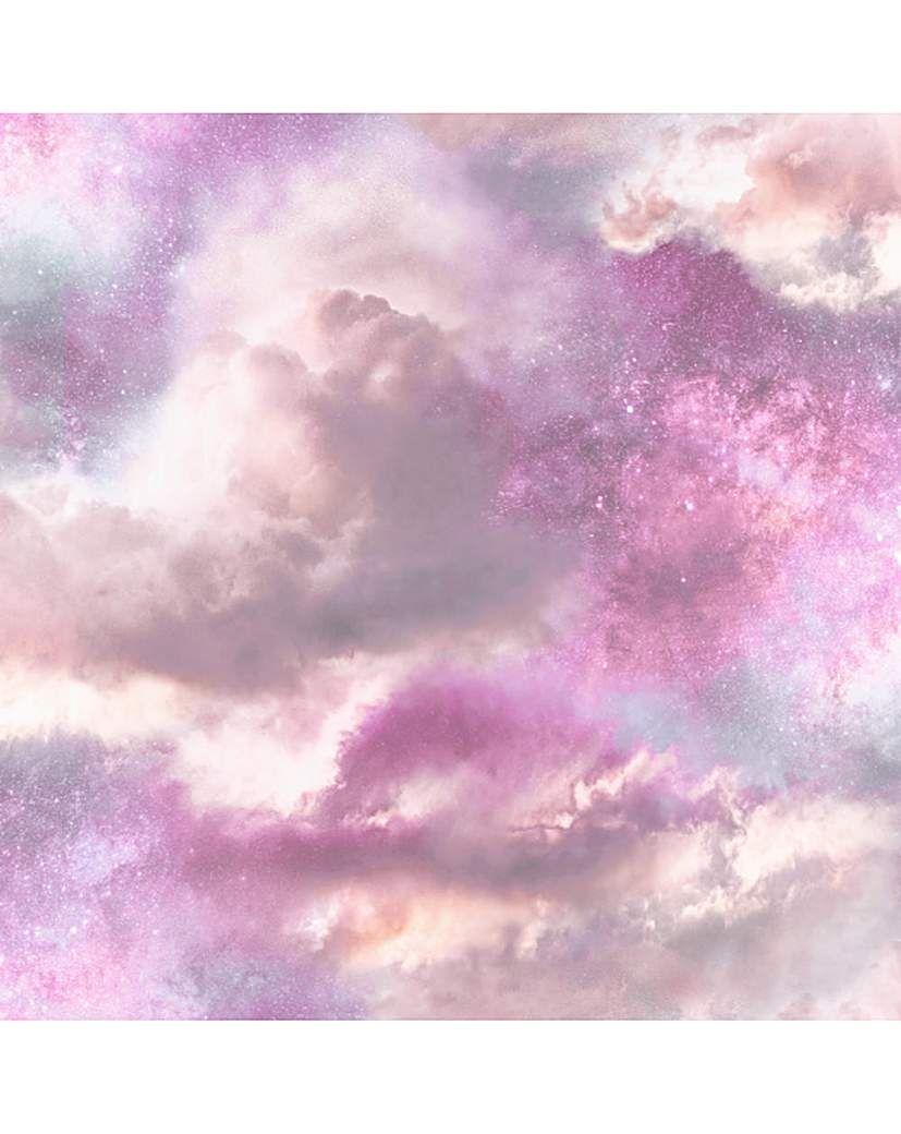 Arthouse Diamond Galaxy Wp Pink And Purple Wallpaper Purple Wallpaper Cloud Wallpaper