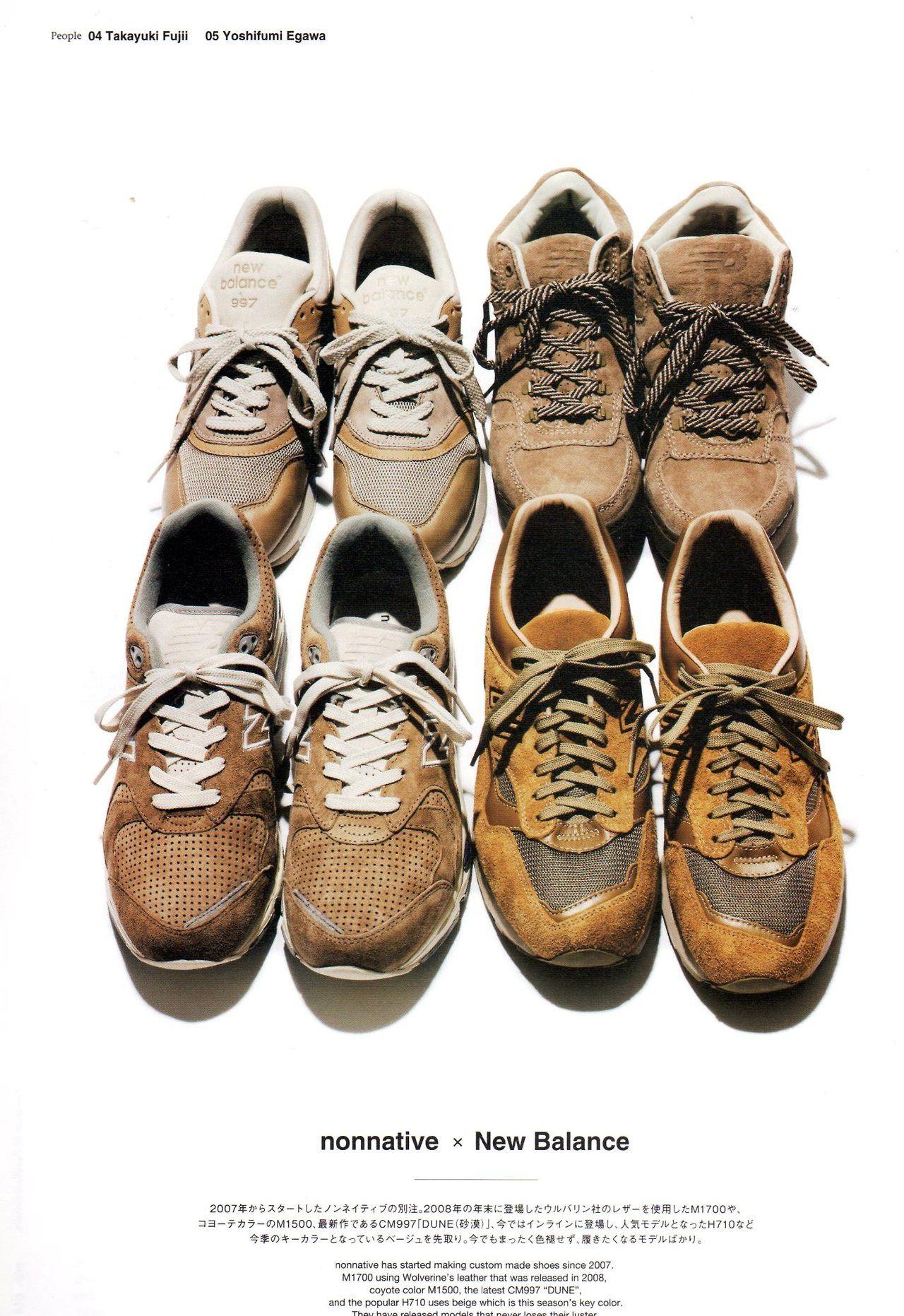 reputable site f4e71 81adb  nonnative  newbalance  nonnativenewbalance  shoes  sneakers  footwear