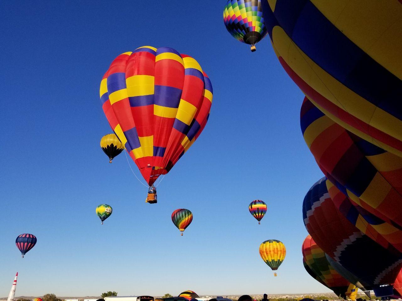 2019 Albuquerque International Balloon Fiesta 28 Tips
