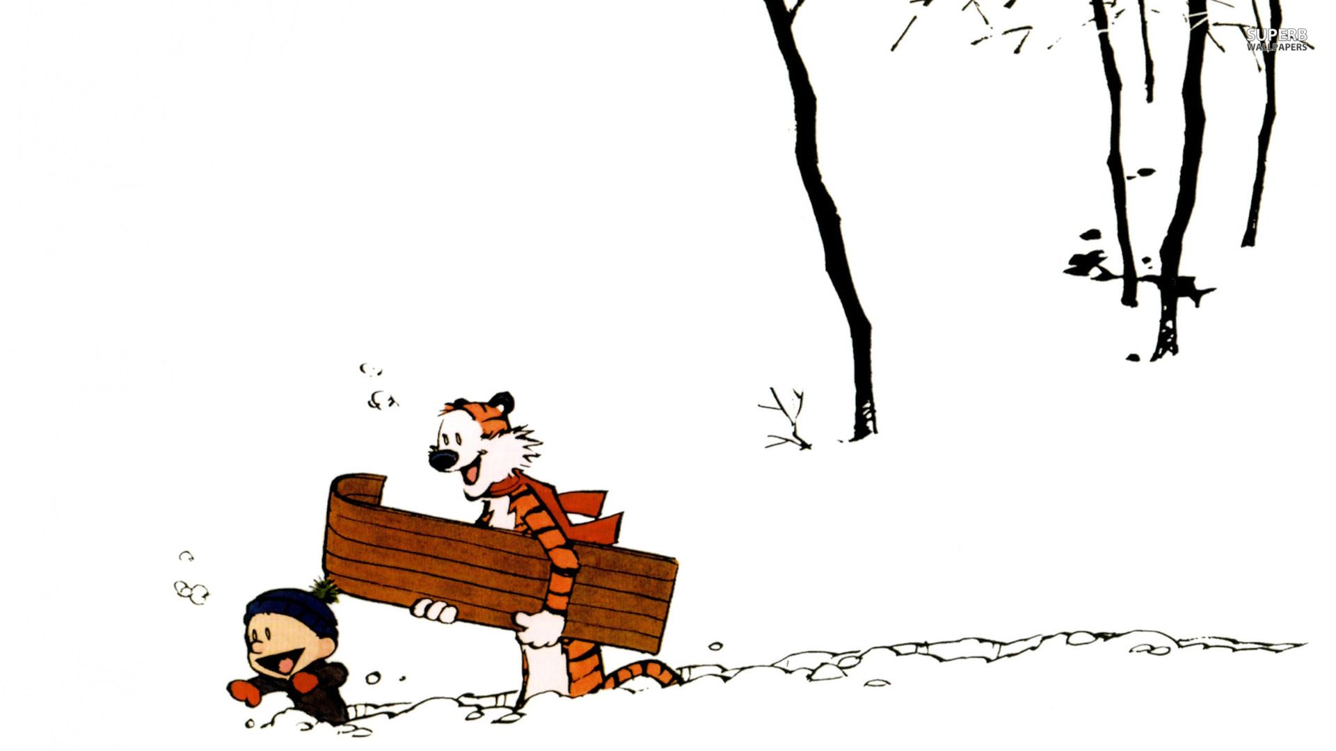 Calvin Hobbes HD Wallpapers Backgrounds Wallpaper 1680×1050 Calvin And Hobbes Wallpaper (53 ...