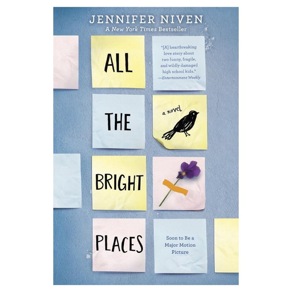 All the Bright Places (Paperback) by Jennifer Niven