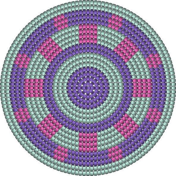 simple bottom mochila pattern wayuu haken crochet
