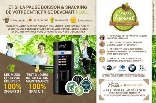 ❈ COMMUNICATION GLOBALE GREEN MOMENT ❈ Création du0027une publicité - creer sa cuisine en d gratuit