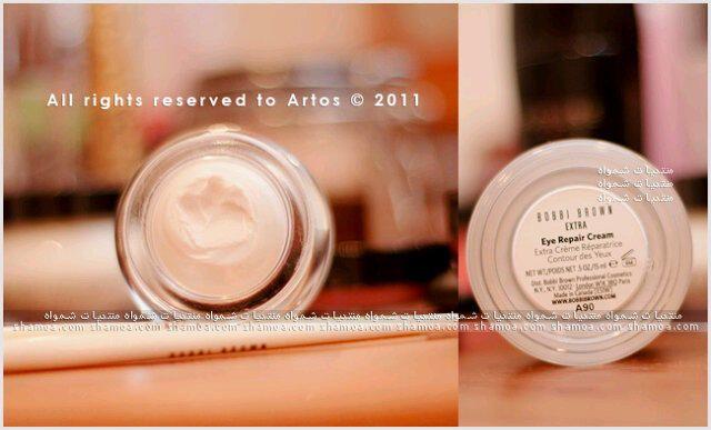 من أفضل كريمات محيط العين كريم العينين من بوبي براون يحسن فيرم العين تغير ملحوظ مفيد للنفخه و الهالات By Artos Skin Care Cream Repair