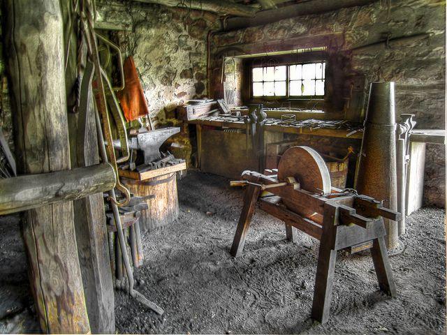 blacksmith setup