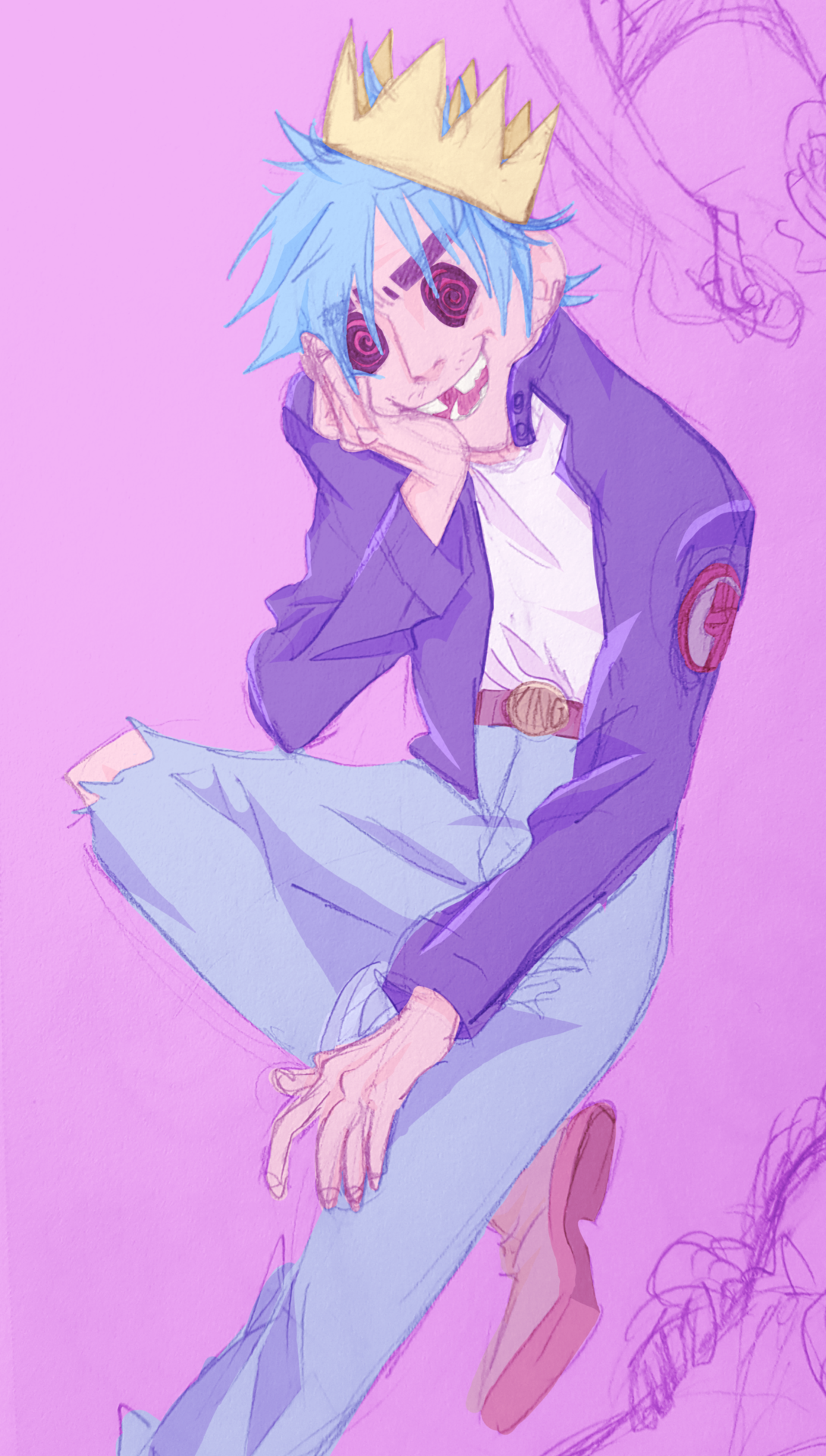 2d by finncakes