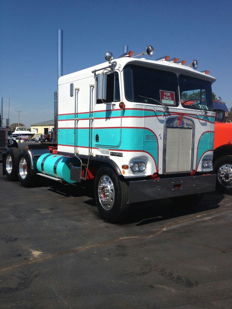 Classic cabover - We buy used trailers in any condition. Contact ...