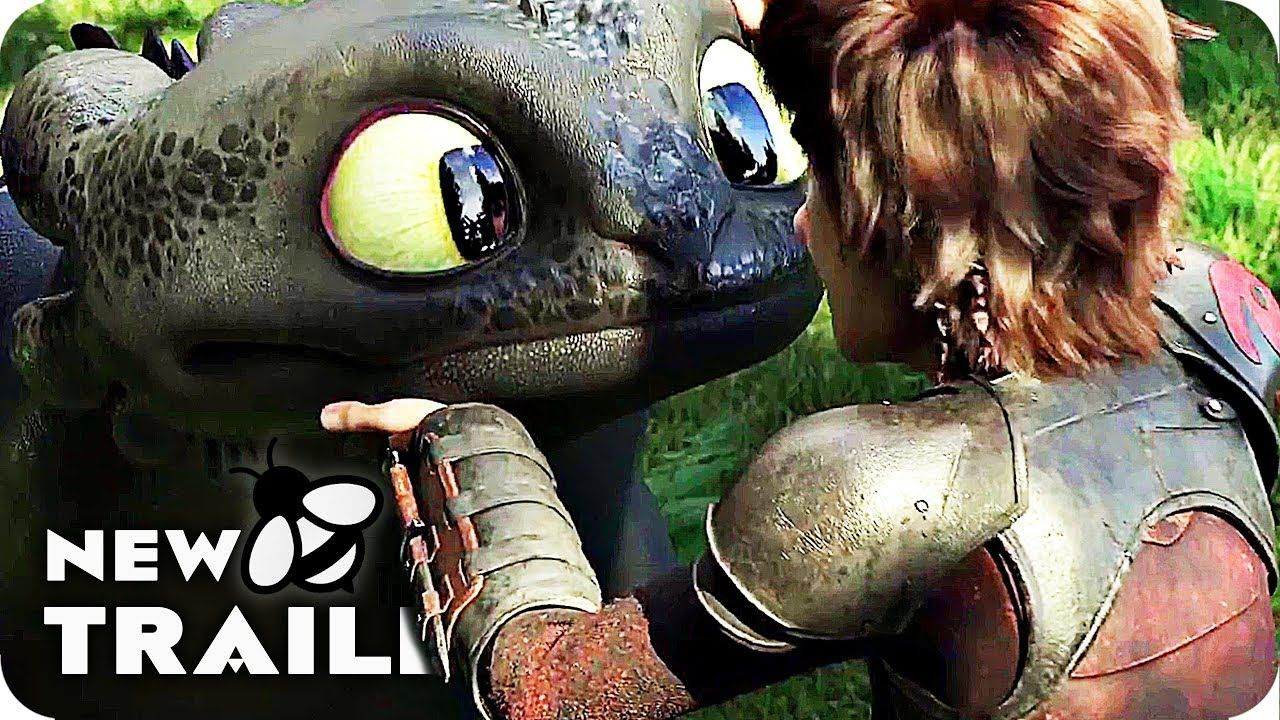 How to train your dragon 3 trailer 2019 the hidden world youtube how to train your dragon 3 trailer 2019 the hidden world youtube ccuart Image collections